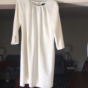 f9240b0450d Women s White Cocktail Dress on Poshmark